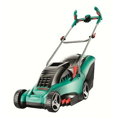 Bosch Rotak 36 Ergoflex Electric Rotary Lawnmower with 36 cm Cutting Width
