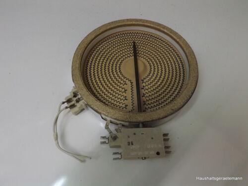 Juno Getto Radiatore CUOCO organismo CUOCO zona riscaldatore EGO 10.54126.064 1200w