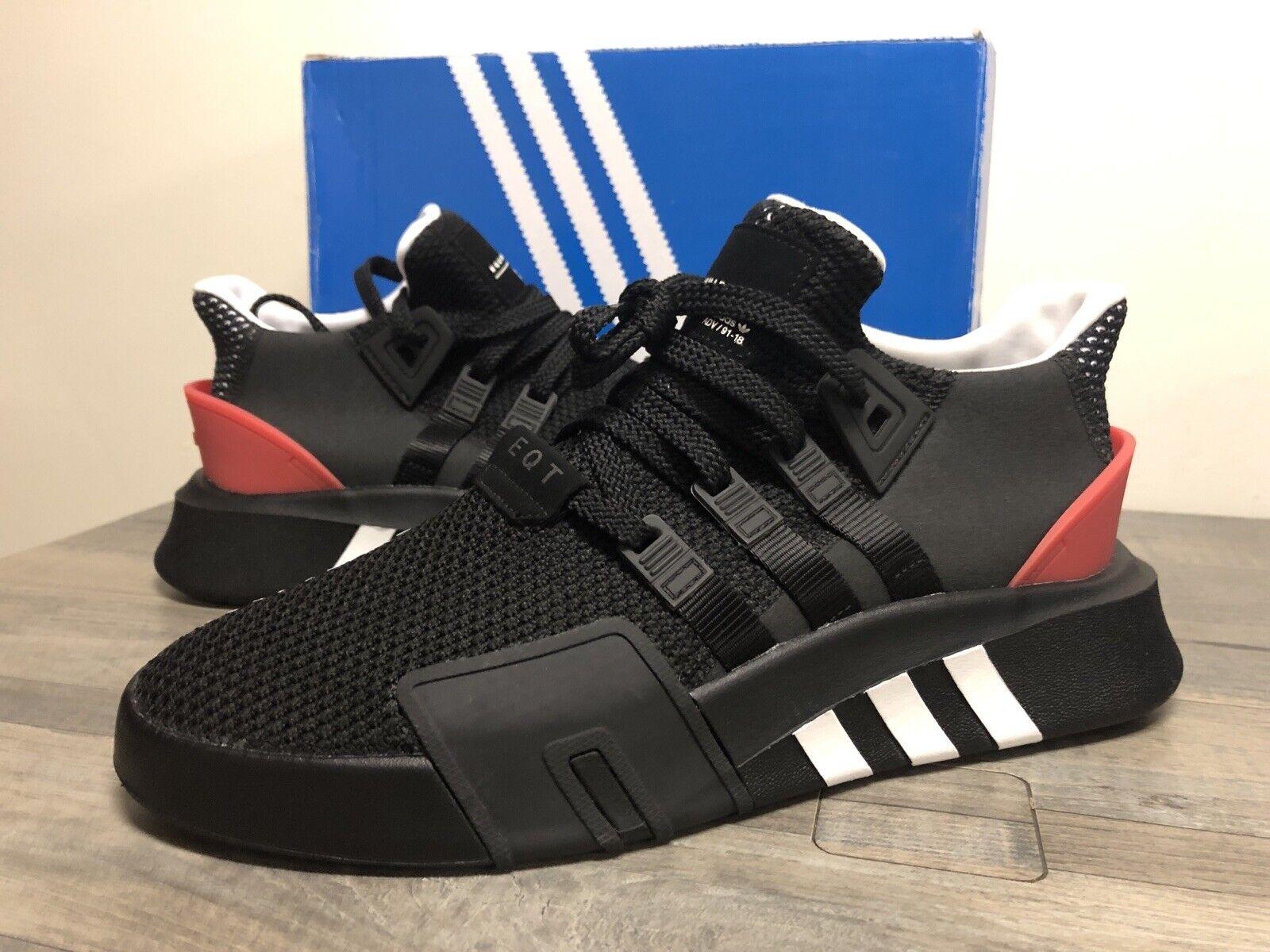 adidas originals eqt bask adv sneakers in black aq1013