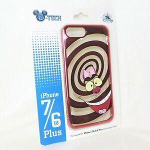 DISNEY PARKs Handyhülle * GRINSEKATZE * iPhone 6 7 plus  ALICE Wunderland D-Tech