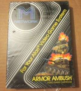Armor-Ambush-M-Network-for-Atari-2600-factory-sealed