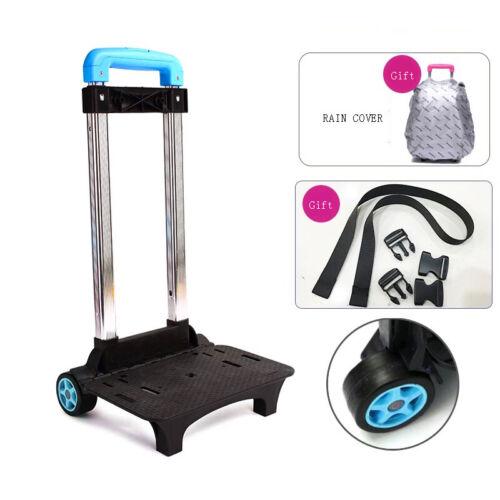 SUN EIGHT Kid Trolley Backpack Wheeled Bag School Bag Luggage For Children 6