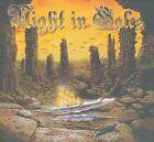 Towards the Twilight [Bonus Tracks] [Digipak] by Night in Gales (CD, Sep-2008, 2 Discs, Metal Mind Productions)