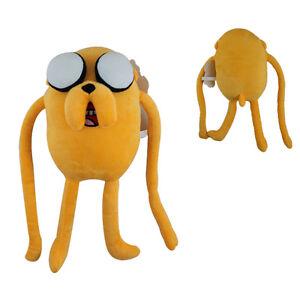 Cute-Adventure-Time-Finn-amp-Jack-33cm-Jack-Soft-Plush-Doll-Toy-S