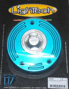 bouchon réservoir 1/4 de tour Bleu/alu LIGHTECH KAWASAKI ZX-10R ZX-6R Z1000 z750