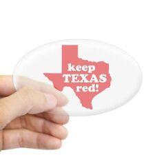 Red Oval Sticker Sticker 253612607 Oval CafePress BUBBA