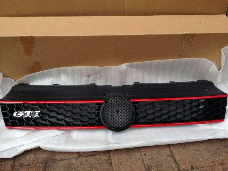 VW POLO 6R GTI BRAND NEW FRONT GRILLES FOR SALE PRICE:R695 each