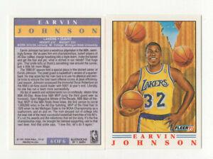 20-ct-lot-1991-92-Fleer-Pro-Visions-Earvin-Magic-Johnson-Inserts-LA-Lakers-HOF