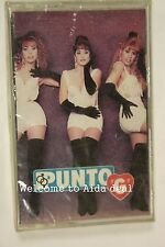 Punto G by Punto G (1992)Label: T.H. Rodven (Audio Cassette Sealed)