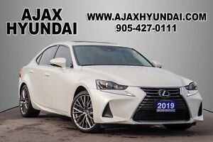 2019 Lexus IS IS 300   ONE OWNER   NO ACCIDENT   AWD