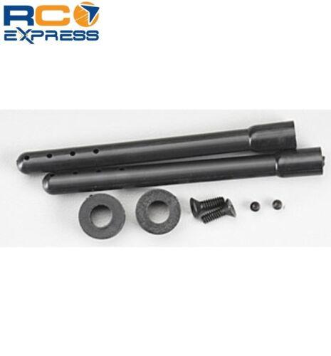 Duratrax Nylon Body Post Black 3 DTXC2613 2