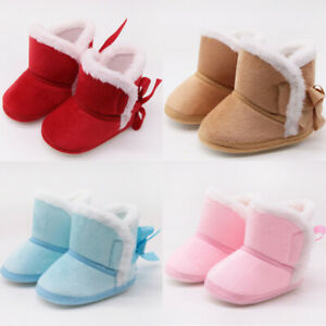 Infant-Boots-Winter-Boys-Girls-Shoes-Anti-Slip-Toddler-Snow-Warm-Prewalker-Shoes