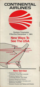 Continental-Airlines-system-timetable-12-1-81-308CO-Buy-4-save-25