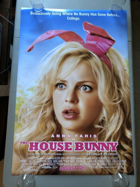 The House Bunny - Original Double Sided 27x40 Theater ...