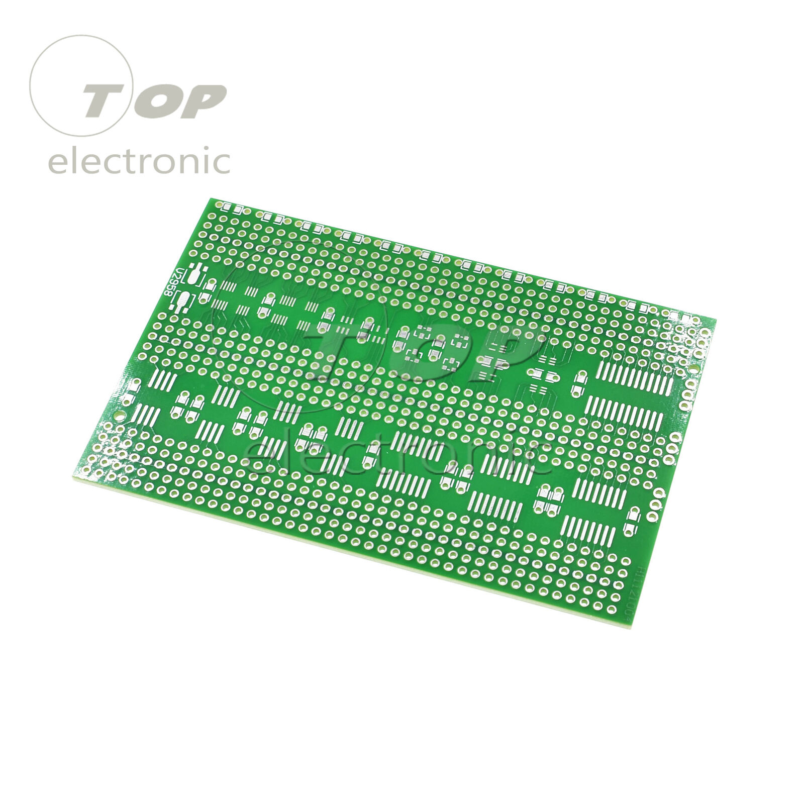 7x11cm Single Side Smd Prototype Universal Pcb Plate Experiment Veroboard Stripboard Software Circuit Board Ebay