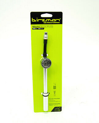 Birzman Macht Shock//Suspension Pump 300 PSI with Gauge