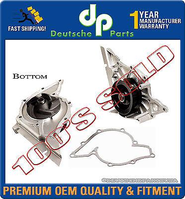 For Audi A8 Quattro VW Touareg Phaeton 4.2L Metal Impeller Engine Water Pump