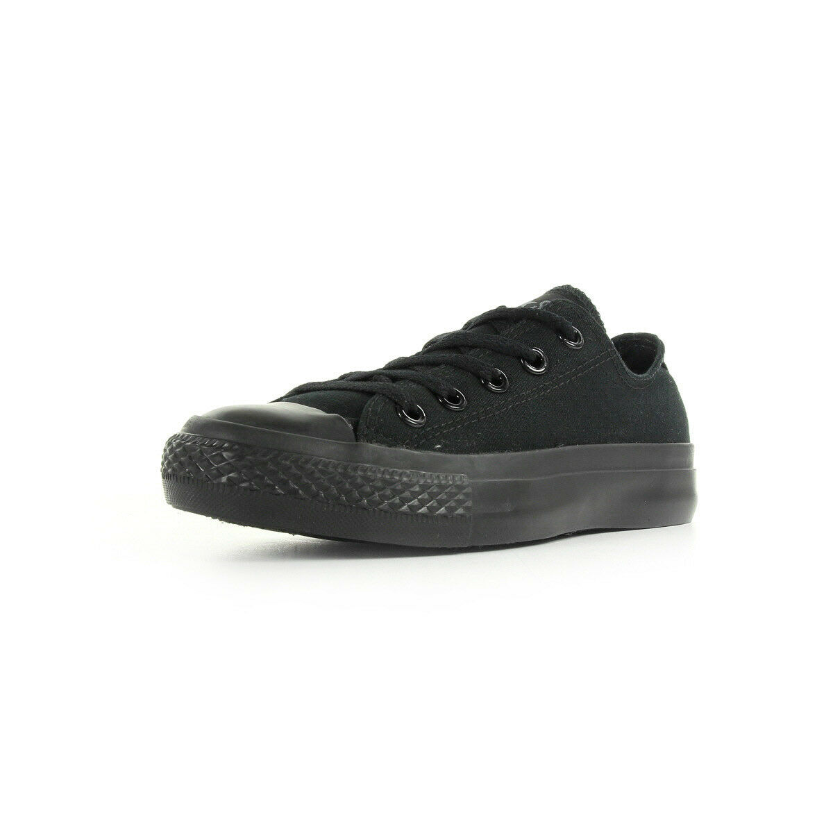 Men zapatos zapatillas converse all-star chuck taylor Talla negro negro