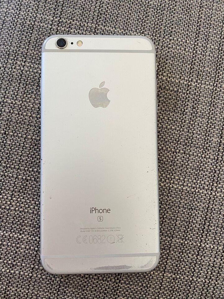 iPhone 6S Plus, 64 GB, aluminium