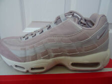 WMNS Nike Air Max 95 LX Luxe Gunsmoke Grey Suede Leather