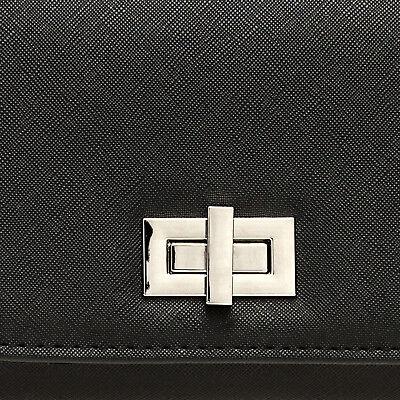 CASPAR TA389 elegante Glanz Damen Briefumschlag Clutch Tasche Abendtasche