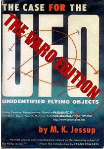 The Case for the UFO - VARO EDITION by Jessup, M. K. (Paperback)