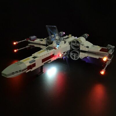 led light kit for Lego 75181 Y-wing Starfighter Set Model Building Star fighter