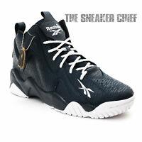 Reebok Kamikaze Ii Mid Rp Shawn Kemp Mens Comfort Basketball Shoes Blue M49398