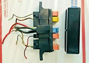 Details about 86-91 MAZDA RX7 FC3s - ENGINE FUSE BOX + COVER on stanced rx7, fc rx7, nissan rx7, stance nation rx7, no rotors rx7,
