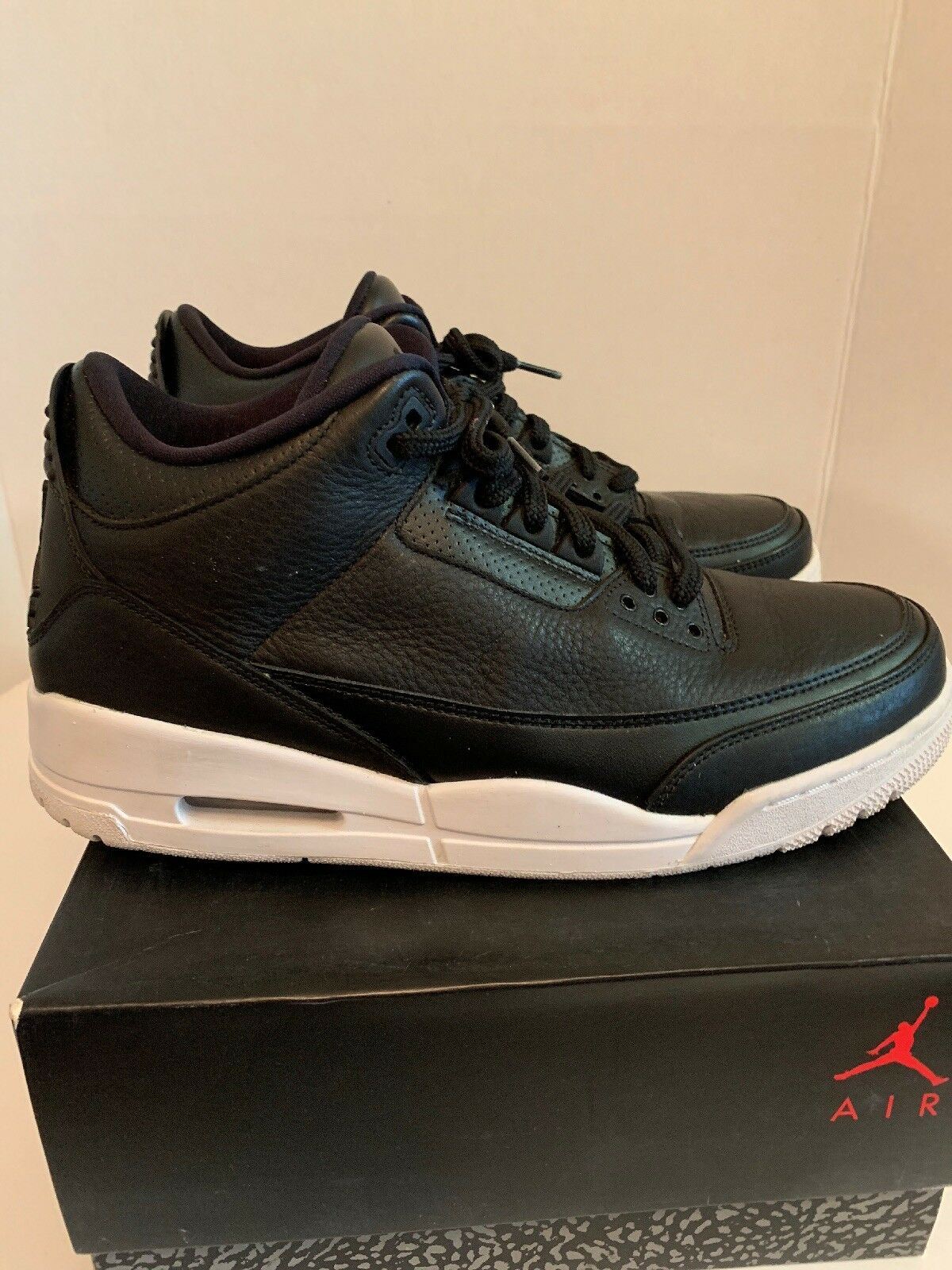 07593edd170 USED MENS NIKE AIR JORDAN III 3 CYBER 136064 020 SZ 10.5 NOBOX FREE MONDAY  BLACK ntkwqs6182-Athletic Shoes