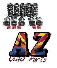 Yamaha Grizzly 700 Stock Replacement Kibblewhite Intake Exhaust Valves Seals Kit