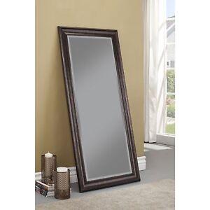 Sandberg Furniture Oil Rubbed Bronze Full Length Leaner Mirror Ebay