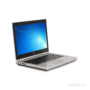 HP ELITEBOOK i5 4GB Ram 128GB SSD Win 10 Pro