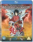 Legend of The Millennium Dragon Blu-ray 2011 Region