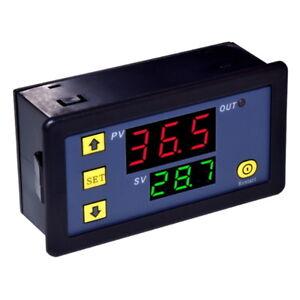 W1225-Digital-Thermostat-12V-NTC-Sensor-Einstellbar-Temperaturregler-Schalter