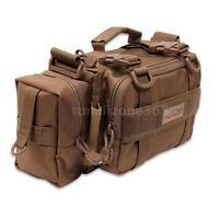 Fishing Lure Bag Waist Pack Handbag Shoulder Bag Fishing Tackle Multi-purpose