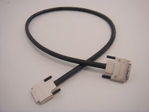 85cm-SCSI-5-VHDCI-to-VHDCI-Male-Male-Cable-free-shipping