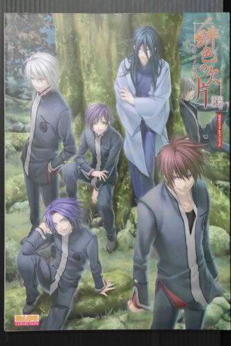 JAPAN Hiiro no Kakera Official Visual Fan Book