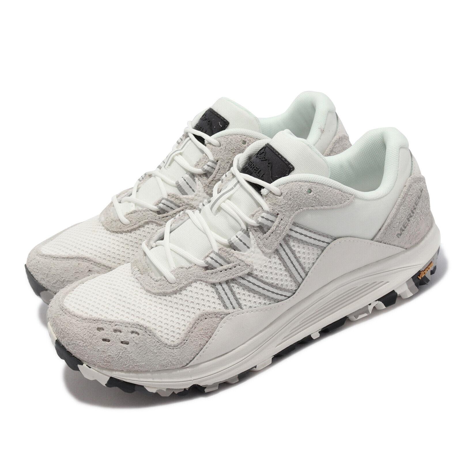Merrell Nova Traveler JPN Vibram White Grey Men Outdoors Casual Shoes J066603