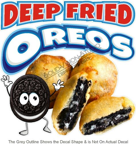 Business & Industrial Deep Fried Oreo Cookies Concession Cartoon ...