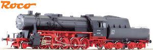 Roco H0 68283 Locomotive À Vapeur Br 52 De Db Roco H0 68283 Locomotive À Vapeur Br 52 De Db