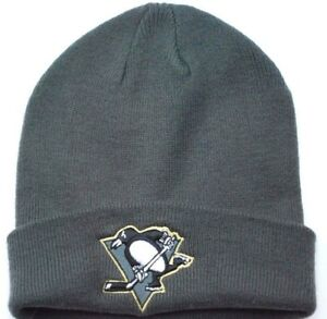 210b6fb2f2c Image is loading Pittsburgh-Penguins-Zephyr-Colorado-Collection-Hockey -Knit-Cuffed-