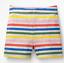 Girls MINI BODEN leggings jersey shorts 2-16 y strawberry rainbow stripe