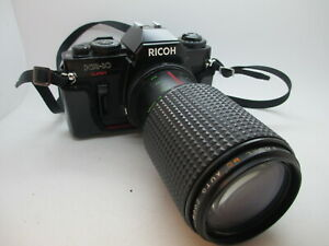 Ricoh KR-10 kr 10 35MM SLR film camera w lens Tested and working great!