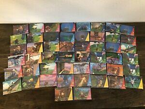 50 FORTNITE Uncommon Cards # 101-150 Epic Games NEW Panini