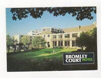 Bromley Court Hotel Bromley Hill Kent Postcard 731a