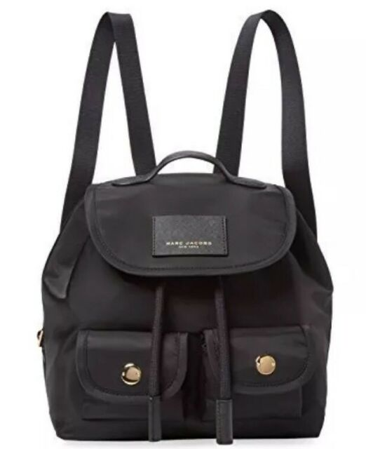 b3371b666f8 Marc Jacobs Paratrooper Nylon Backpack 100% Authentic Brand New W Tags