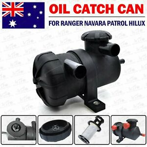 Oil-Catch-Can-Turbo-Diesel-for-Landcruiser-Hilux-Navara-D40-Patrol-GU-ZD30-4WD