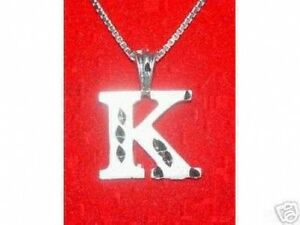 K Letter In Diamond Ring Jewelry & Watches > Fashion Jewelry > Charms & Charm Bracelets