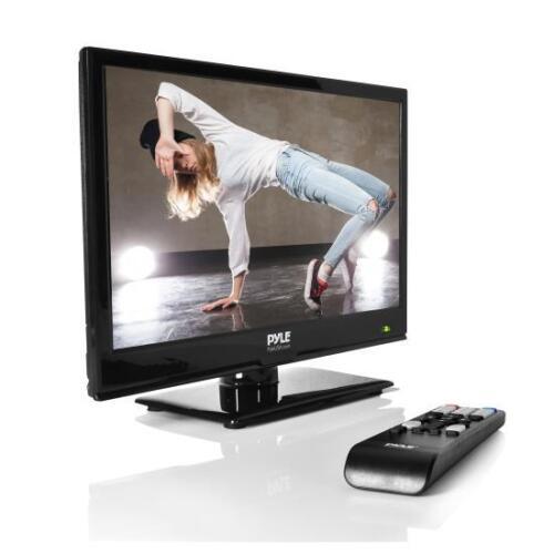 "Pyle PTVLED15 15.6/"" LED TV HD Flat Screen TV"